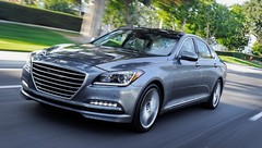 Hyundai Genesis berline : une première en France
