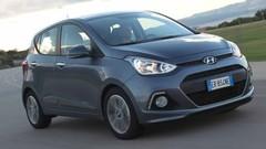 Essai Hyundai i10 : Une boîte auto pour la ville !