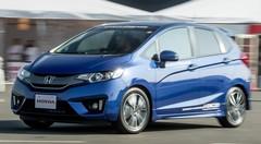 Essai Honda Jazz Hybrid 2015 : Sobre et dynamique