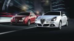 Alfa Romeo MiTo et Giulietta : une série Trofeo aux équipements sportifs
