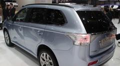 Le Mitsubishi Outlander PHEV se vend bien