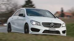 Essai Mercedes CLA 250: personnalité de style