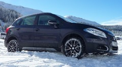Essai du Suzuki SX4 S-Cross à la neige