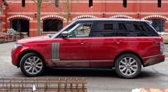Essai Range Rover: Ailleurs land!