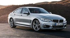 Nouvelle BMW Série 4 Gran Coupé 2014 : la berline 5 portes