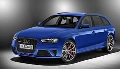 Audi RS4 : série spéciale Nogaro Selection, hommage à la RS2