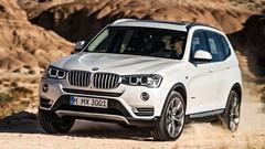 BMW X3 restylée : Coup de Rimmel préventif