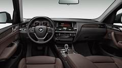Face-lift pour la 2e génération de la BMW X3