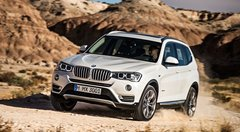 BMW dévoile son X3 restylé