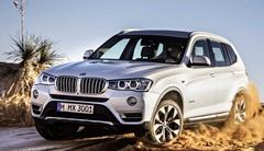 BMW X3 2014 : retouches façon X5 et deux nouveaux diesel