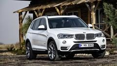 BMW X3 2014 : un restylage, un vrai !