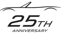 Mazda MX-5 : la Miata a 25 ans !
