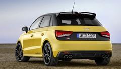 Audi S1 Sportback : restylage et 231 ch en prime !
