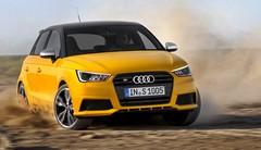 Audi S1 : 231 chevaux et tranmission intégrale