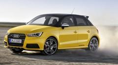 Nouvelle Audi S1 2014 : 231 chevaux pour la bombinette allemande