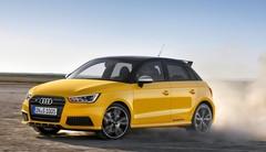 Audi S1 : 231 ch et une traction intégrale
