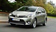Essai du Toyota Verso D4-D diesel de 112 ch (2014)