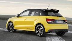 Audi ressort la S1