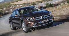"Essai Mercedes GLA : un ""crossover"" avec OGM"