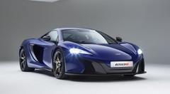 McLaren 650 S Coupé officielle, c'est bien un nouveau modèle