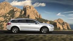 Citroën C5 Crosstourer : En mode aventure !