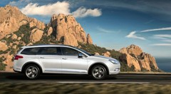 Citroën C5 CrossTourer : break des champs