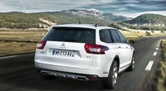 Citroën C5 Crosstourer : traction sous contrôle