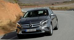 Essai du Mercedes GLA (2014) : un avant goût de 4X4