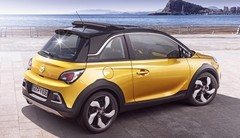 Opel Adam Rocks : mini crossover