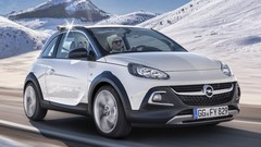 Opel Adam Rocks : Toujours baroudeuse, toujours découvrable