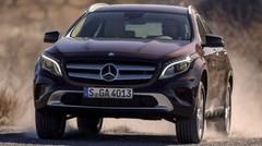 Essai Mercedes-Benz GLA : l'Étoile des jeunes
