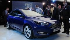 Toutes les nouveautés du salon de Genève 2014 - Ford Focus 3 restylée : mondiale