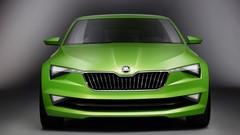 Le concept Skoda Vision C préfigure un coupé cinq portes