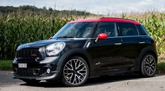 Essai Mini Countryman JCW ALL4 : La plus aboutie des Mini