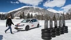 Test exclusif : le nouveau pneu hiver Goodyear UltraGrip 9 à l'essai