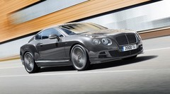 Bentley Continental GT Speed : plus de chevaux à Genève