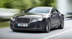 Bentley Continental GT Speed : Toujours plus !