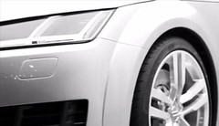 L'Audi TT s'offre une nouvelle vidéo teaser