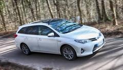 Essai Toyota Auris Touring Sports hybride