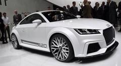 Audi TT Quattro 420 Concept : le sommet de la pyramide