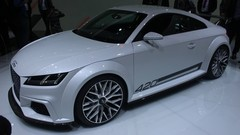 Audi TT Quattro Sport Concept, 210 chevaux par litre
