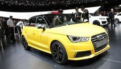 Audi S1 Sportback : photos et vidéo de la bombinette du salon de Genève