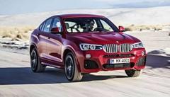 BMW X4 : un X3 coupé joliment réussi