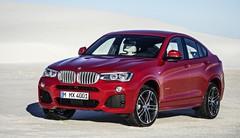 BMW X4 (2014 ) : le X3 en tenue de sport