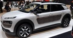Le Citroën C4 Cactus dévoile son prix au Salon de Genève