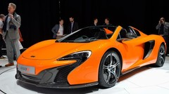 Mc Laren 650S Spider