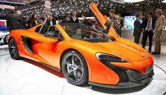Des McLaren décoiffantes !