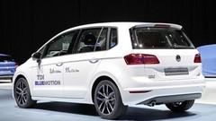 VW Golf Sportsvan : en version BlueMotion