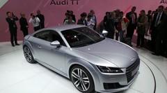 Nouvelle Audi TT (2014) : nos premières impressions en vidéo