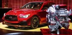 Infiniti Q50 Eau Rouge : la GT-R des familles